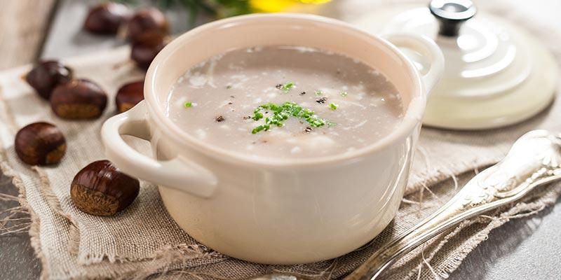 Les potages et soupes